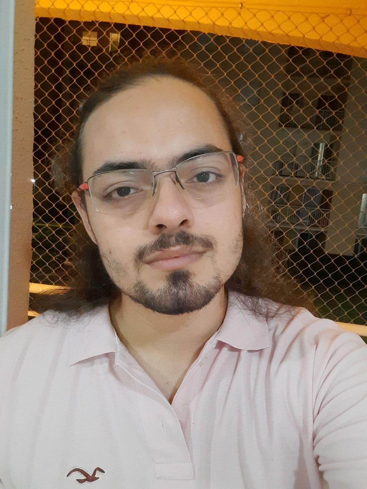 Foto do professor particular